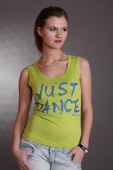 Майка JAST DANCE Mondigo со скидкой